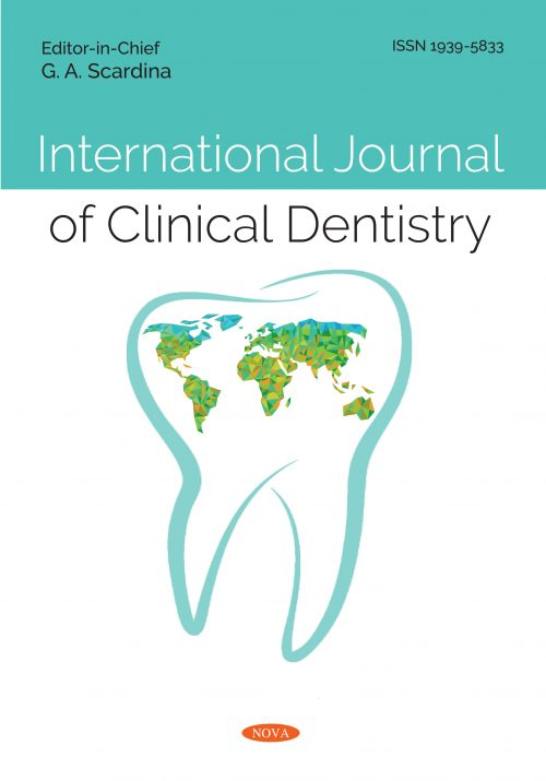 International Journal of Clinical Dentistry
