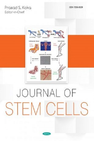 Journal of Stem Cells | Nova Science Publishers