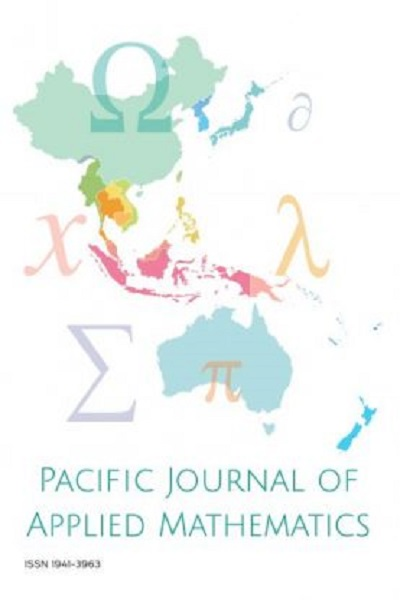 Pacific Journal of Applied Mathematics | Nova Science Publishers