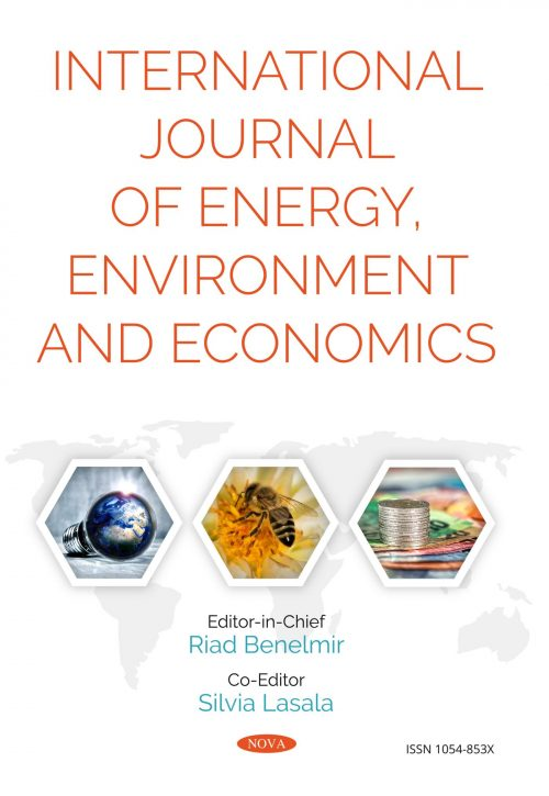International Journal of Energy, Environment, and Economics