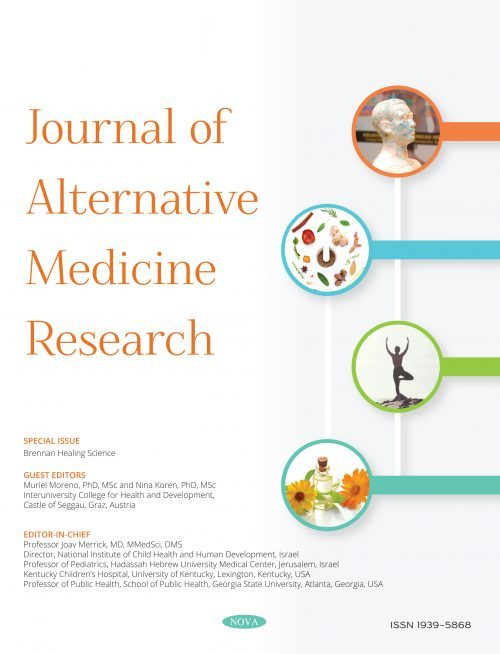 Journal of Alternative Medicine Research