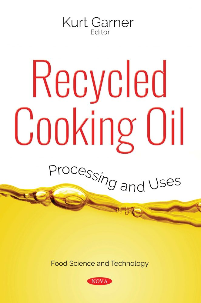 Recycled Cooking Oil Processing And Uses