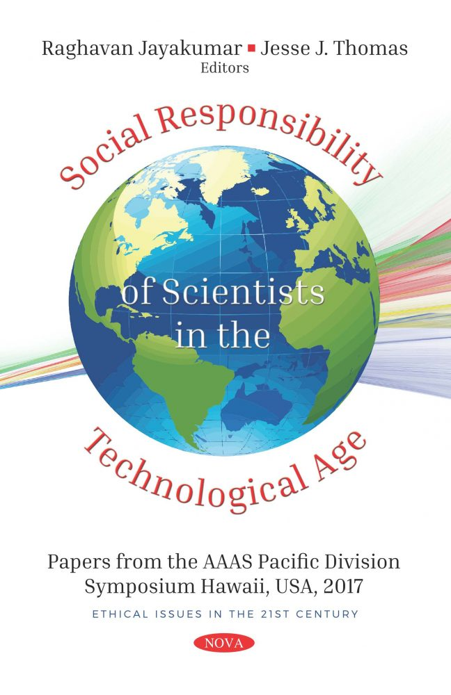Social Responsibility of Scientists in the Technological Age