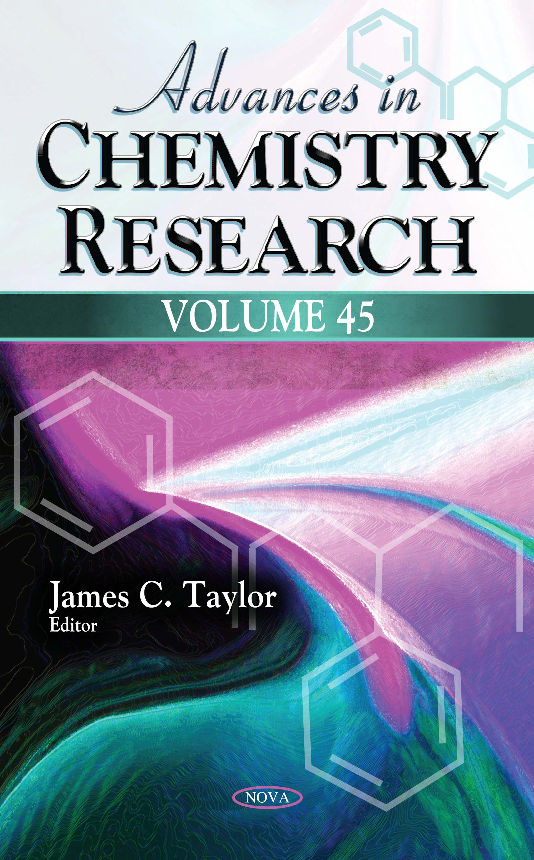 Advances in Chemistry Research. Volume 45