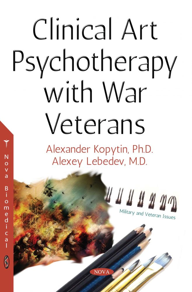 Clinical Art Psychotherapy With War Veterans Nova Science Publishers