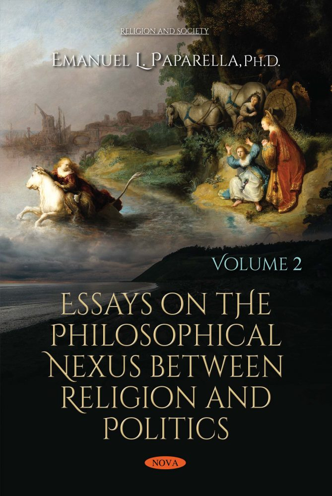 essays on the philosophical nexus between religion and politics  essays