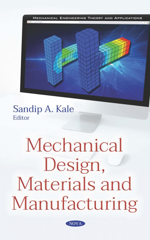 Mechanical Design Materials And Manufacturing Nova Science Publishers