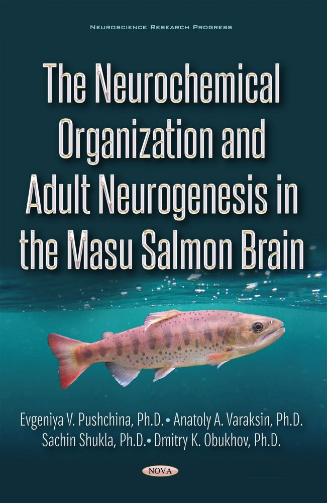 The Neurochemical Organization and Adult Neurogenesis in the Masu Salmon  Brain