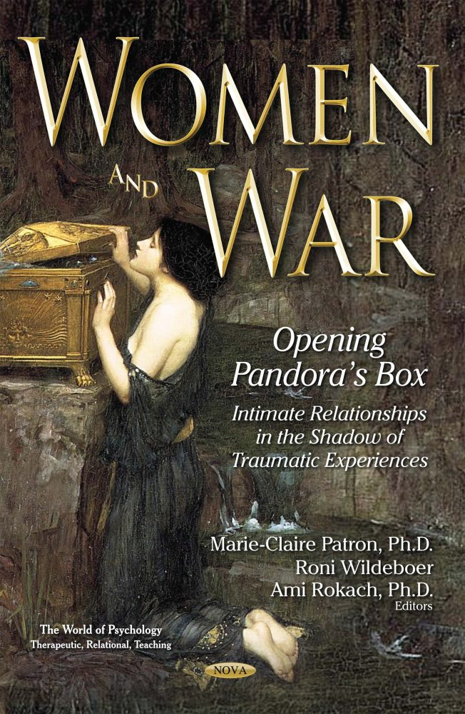 af16fbcd1 Women and War: Opening Pandora's Box – Intimate Relationships in the Shadow  of Traumatic Experiences