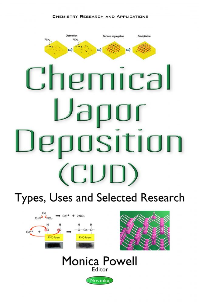 Chemical Vapor Deposition (CVD): Types, Uses and Selected Research