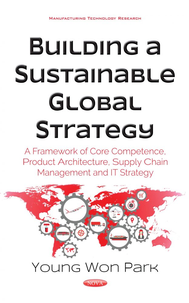 Building a Sustainable Global Strategy: A Framework of Core Competence,  Product Architecture, Supply Chain Management and IT Strategy
