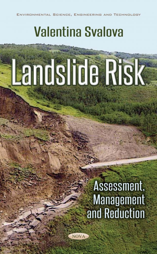 Landslide Risk: Assessment, Management and Reduction
