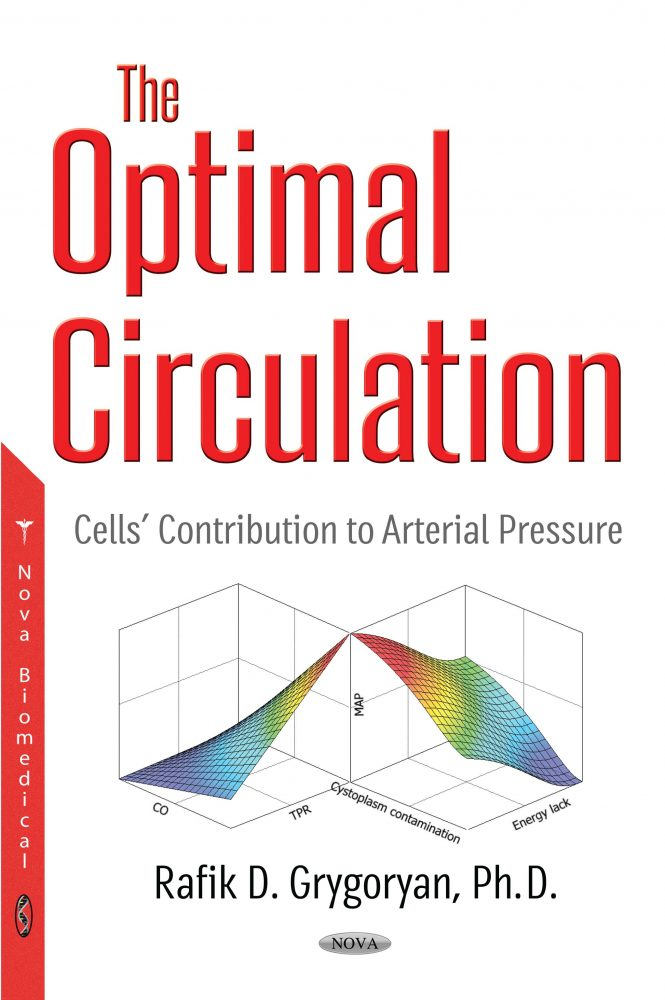 The Optimal Circulation Cells Contribution To Arterial Pressure