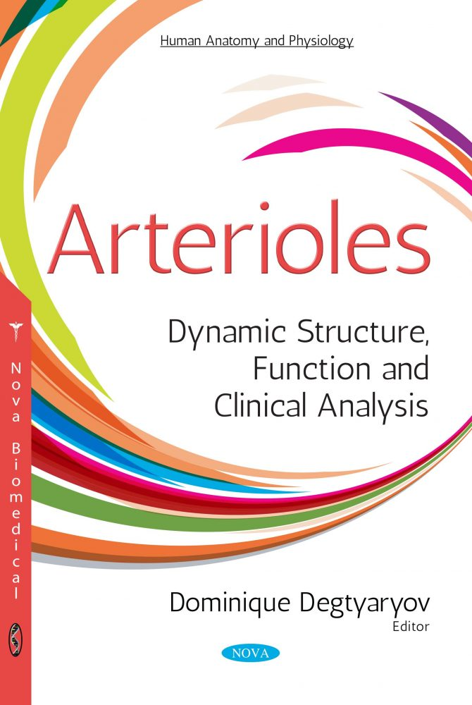 Arterioles Dynamic Structure Function And Clinical Analysis Nova