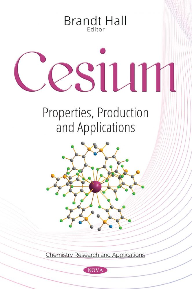 Cesium: Properties, Production and Applications