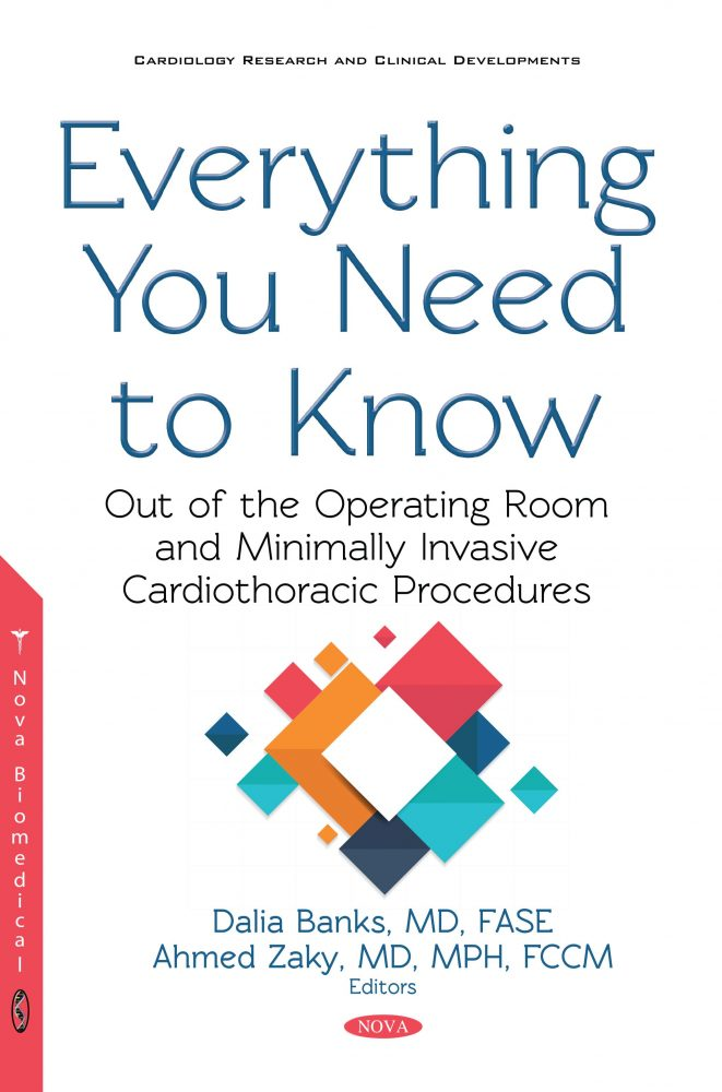 Everything You Need to Know: Out of the Operating Room and Minimally  Invasive Cardiothoracic Procedures
