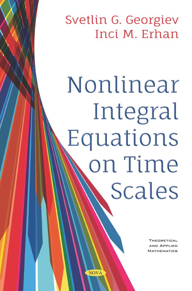 Nonlinear Integral Equations On Time Scales