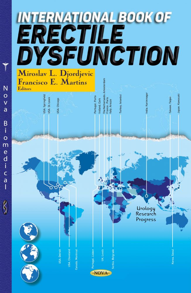 International Book of Erectile Dysfunction
