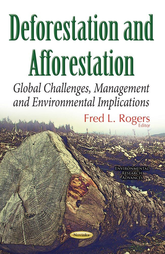 afforestation and deforestation