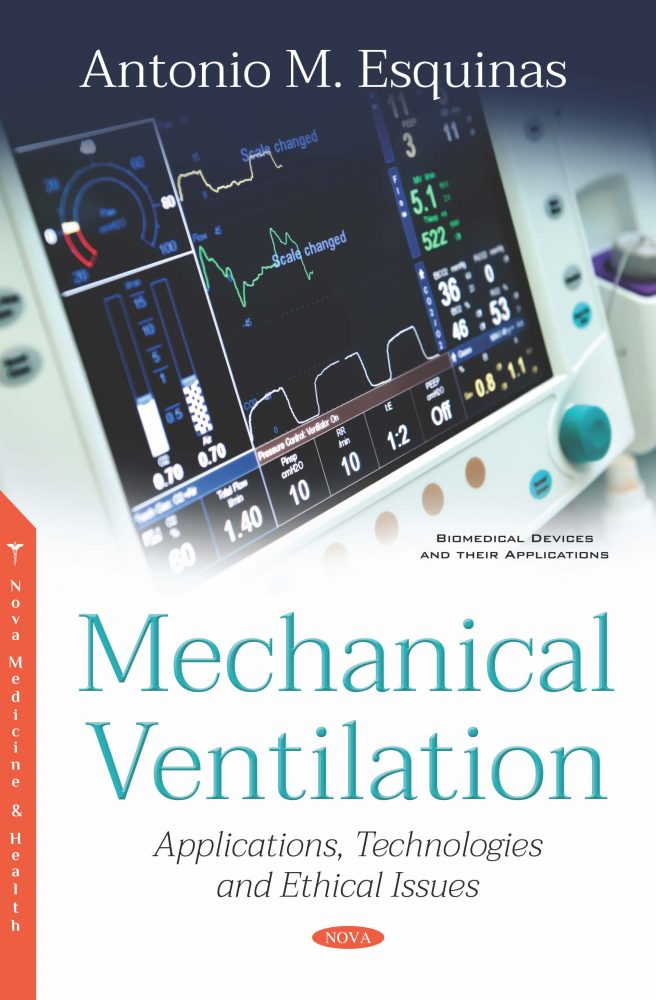 Mechanical Ventilation: Applications, Technologies and Ethical Issues
