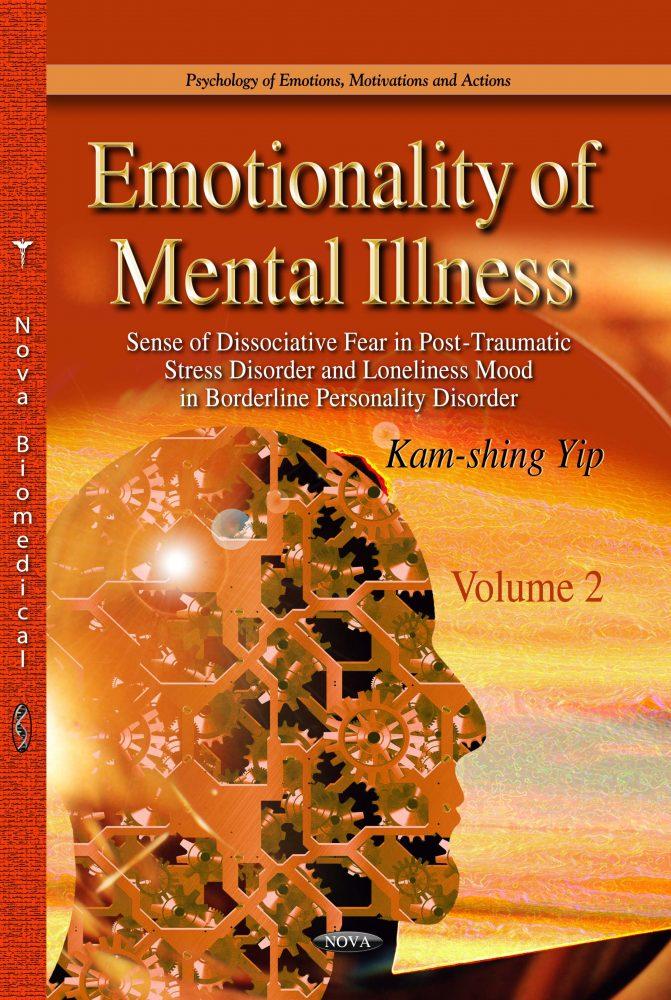 Emotionality of Mental Illness (2 Volume Set)