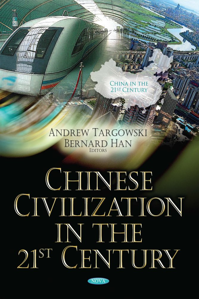 Chinese Civilization In The 21st Century Nova Science Publishers
