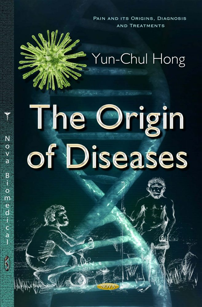 Book Cover Returns To Its Origins In >> The Origin Of Diseases Nova Science Publishers