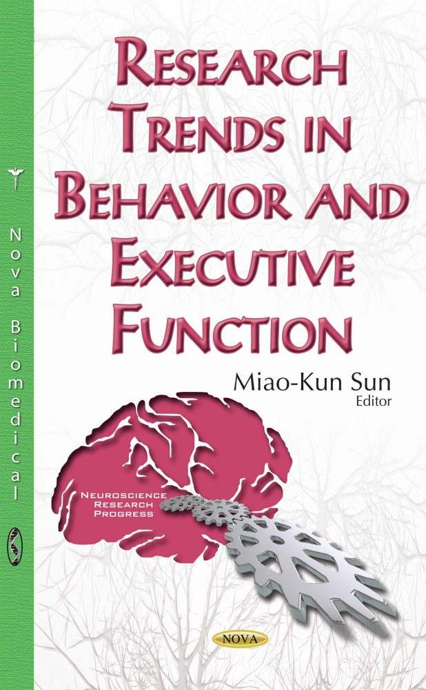Research Trends in Behavior and Executive Function