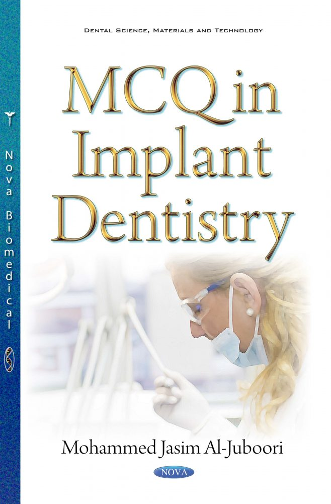 MCQ in Implant Dentistry - Nova Science Publishers