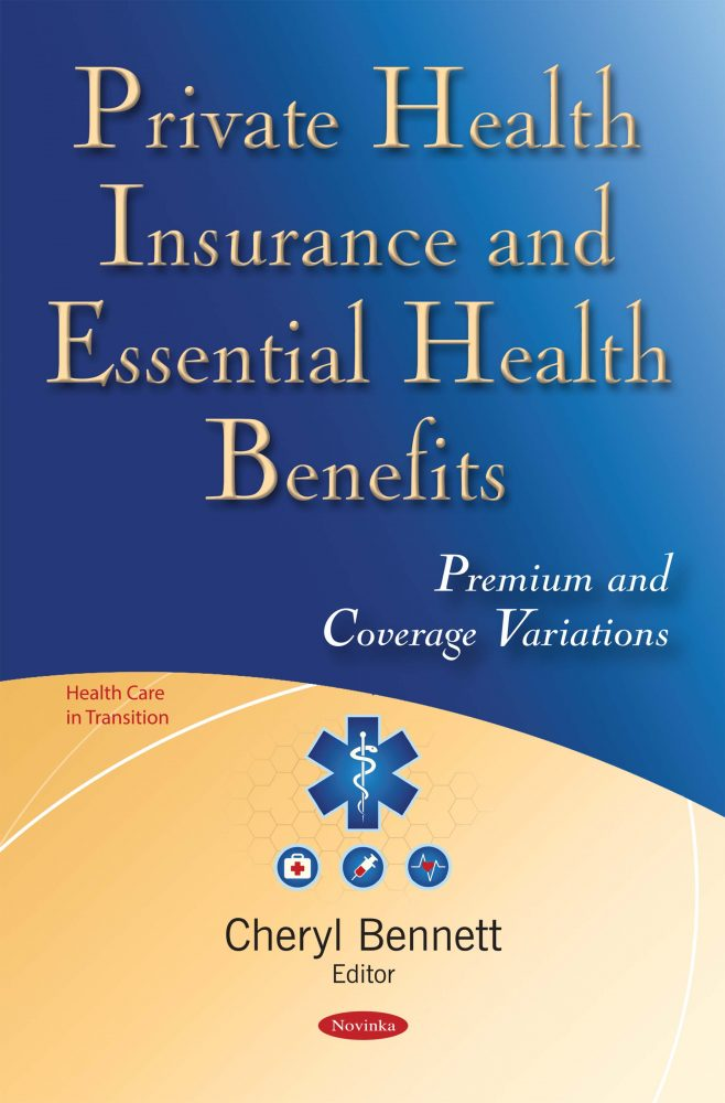 Private Health Insurance >> Private Health Insurance And Essential Health Benefits Premium And Coverage Variations