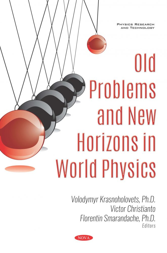 Old Problems and New Horizons in World Physics