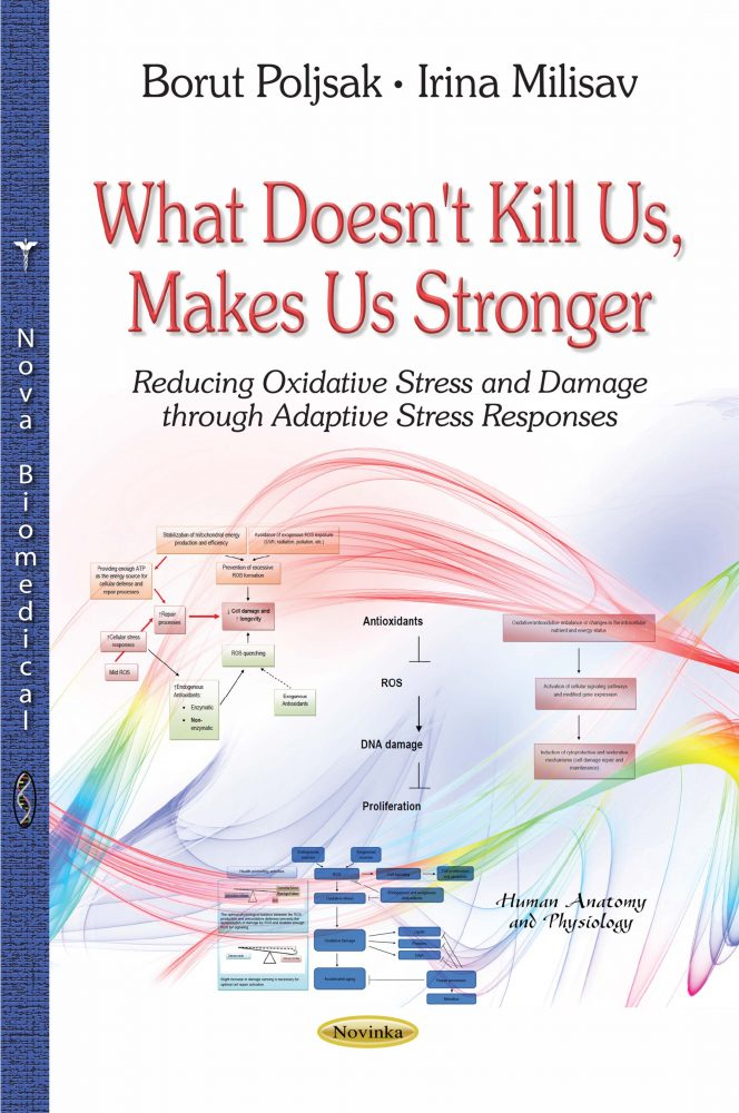 what doesn't kill us, makes us stronger: reducing oxidative stress and  damage through adaptive stress responses