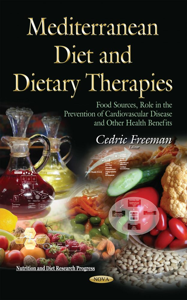 Mediterranean Diet and Dietary Therapies: Food Sources, Role in the  Prevention of Cardiovascular Disease and Other Health Benefits