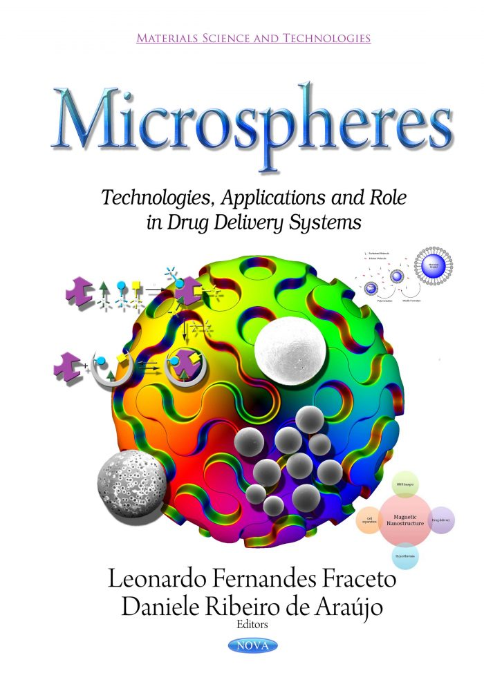 Microspheres: Technologies, Applications and Role in Drug Delivery Systems