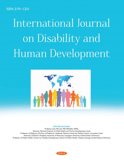 International Journal on Disability and Human Development