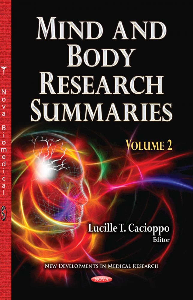 Mind and Body Research Summaries  Volume 2