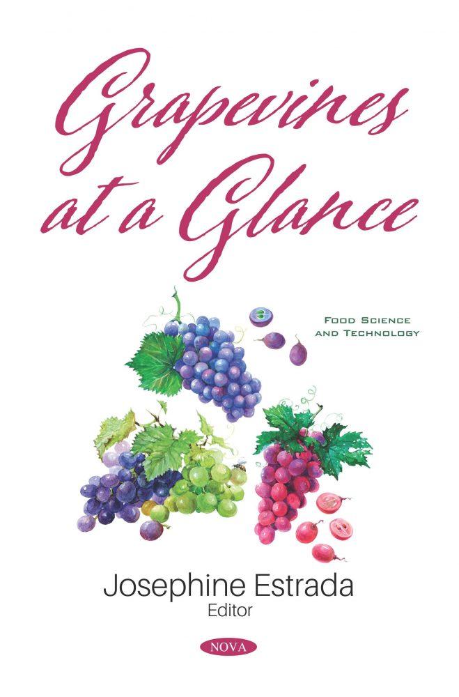 Grapevines At A Glance Nova Science Publishers