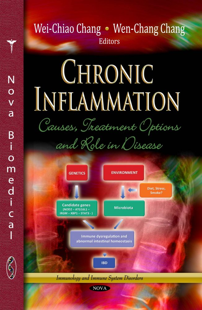 Chronic Inflammation: Causes, Treatment Options and Role in Disease