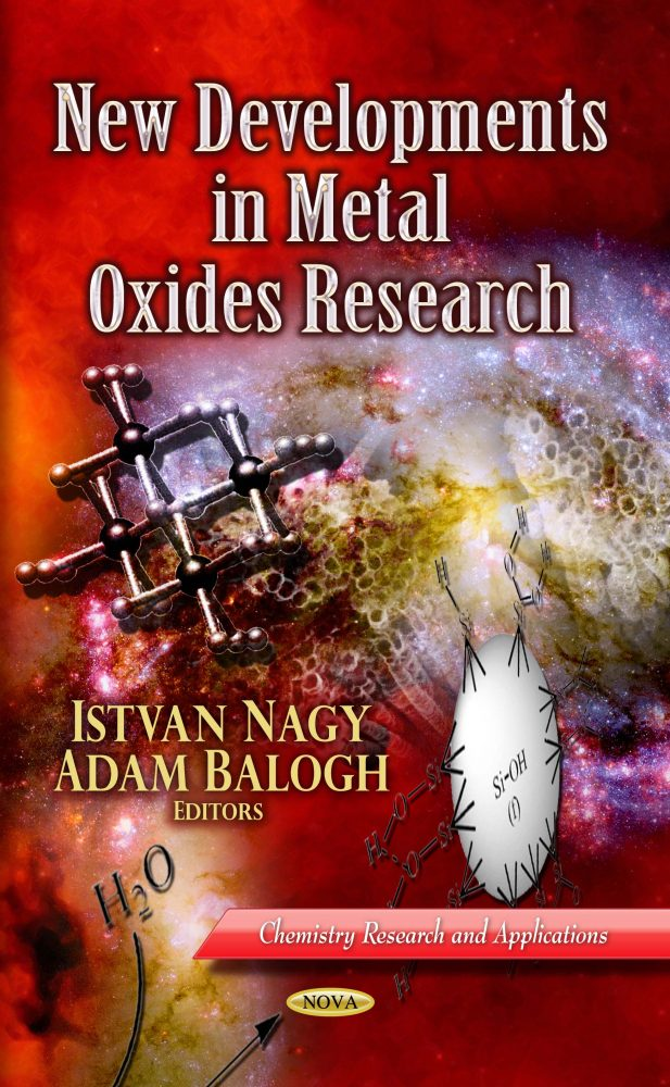 chemical properties of metal oxides