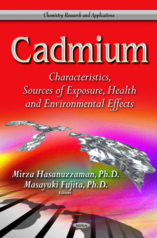 Cadmium: Characteristics, Sources of Exposure, Health and Environmental  Effects