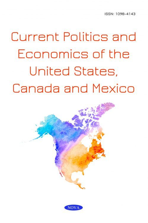 Current Politics and Economics of the United States, Canada, and Mexico