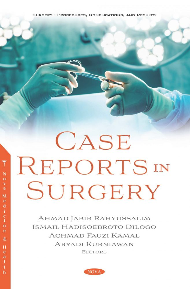 Case Reports In Surgery Nova Science Publishers