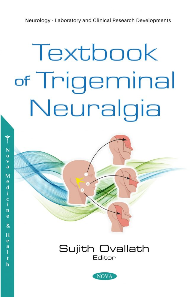 Textbook of Trigeminal Neuralgia PDF DENTAL BOOKS
