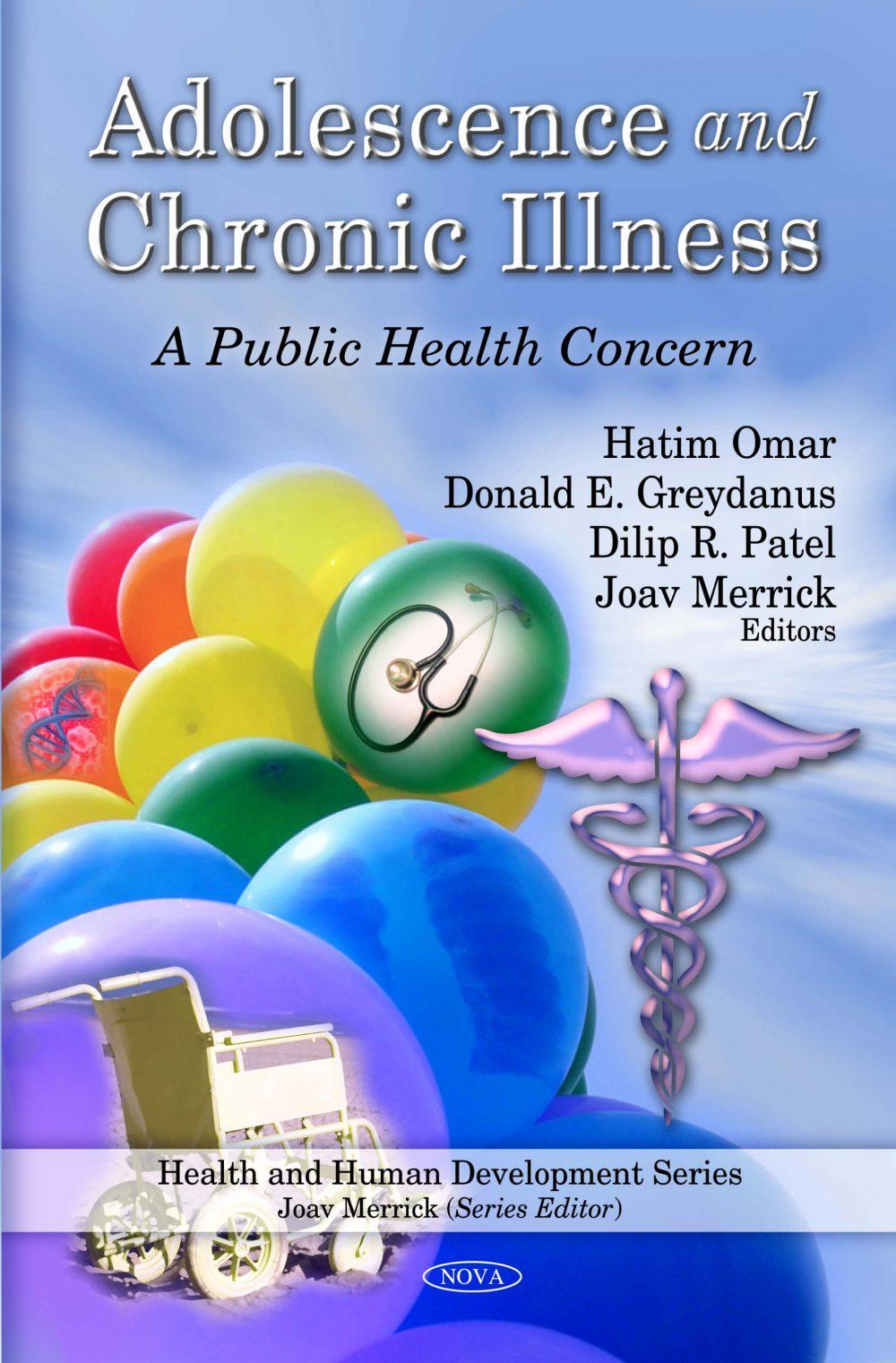 Adolescence And Chronic Illness A Public Health Concern Nova Science Publishers